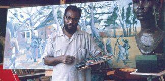 Ben Enwonwu's Painting