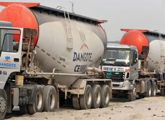 Dangote Cement, Gas turbines