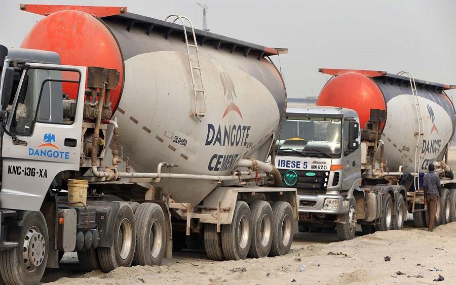 Dangote Cement, Gas turbines