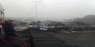 UPDATE: Katangowa market on fire following Ile-Epo ethnic clash