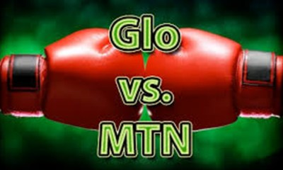 Glo pays N2.6 billion interconnection debt to MTN, MTN Nigeria data, Glo tariff