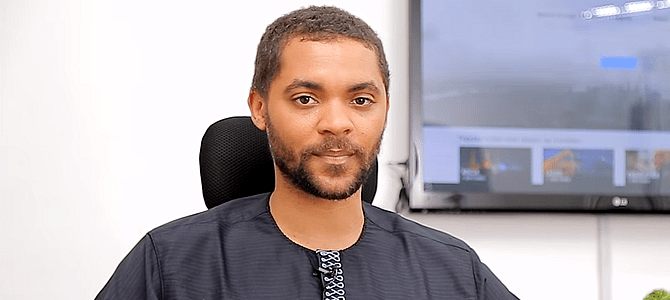 Meet Mark Essien, the founder of Nigeria's biggest hotel booking site