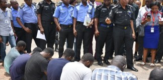 Police arrest illegal bank operators in Oyo