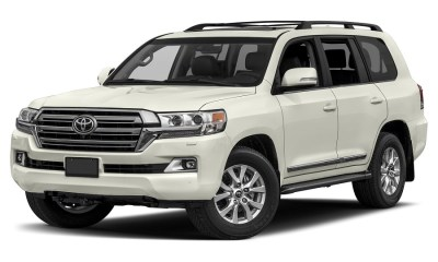 Toyota SUV landcruiser