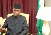 FG foreign reserves Nigeria Yemi-Osinbajo, FG negotiates with Governors on bail-out fund, as NEC approves 100 billion for NLTP