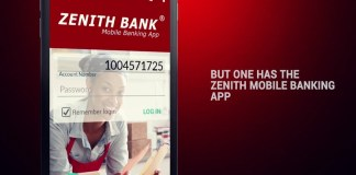 Zenith Bank upgrades Iits Mobile Banking application
