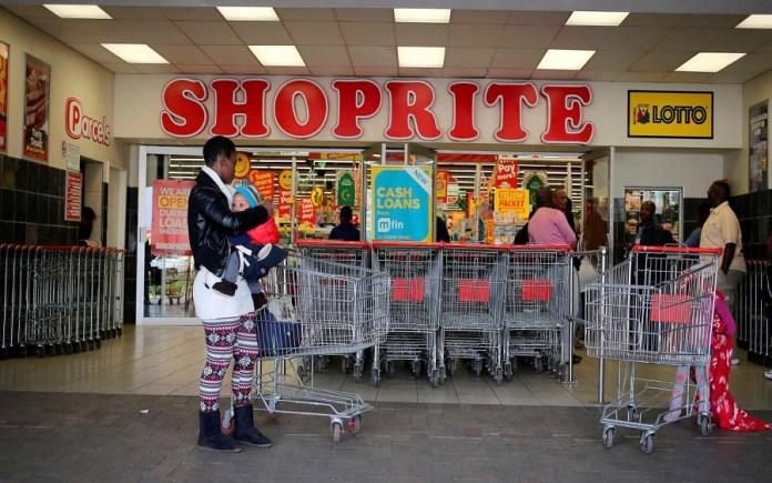 Xenophobia shoprite