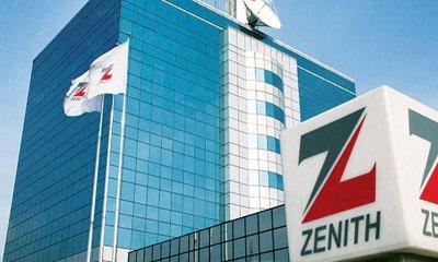 Zenith Bank declares 30 kobo per share dividend
