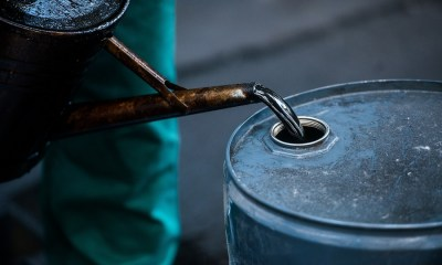 Crude oil prices, bonny light