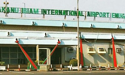 FAAN commences renovation of Enugu Airport