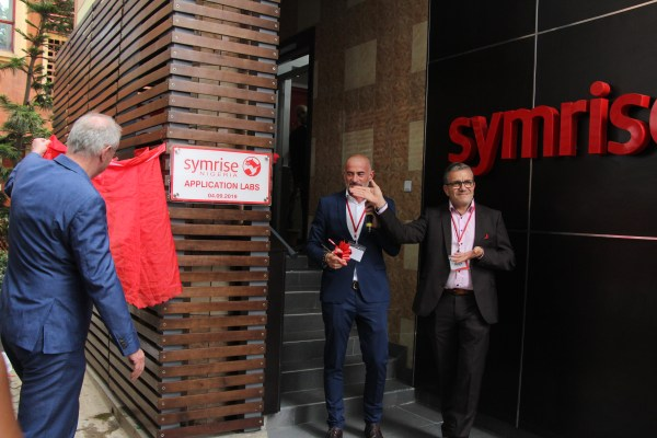 Symrise Launches New Application Labs Facility in Nigeria