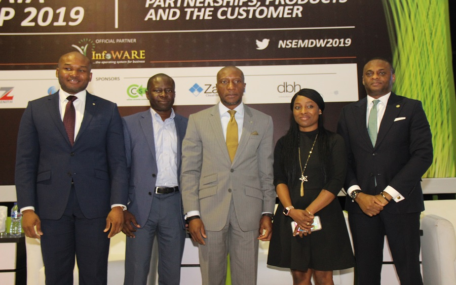 NSE promotes investment diversification, as it holds 4thMarket Data Workshop