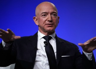 """Jeff Bezos, business, Amazon to remove, prosecute third-party sellers engaged in price-gouging over Corona fears, Amazon's """"Just Walk Out"""" technology to change the Nigerian retail experience?"""