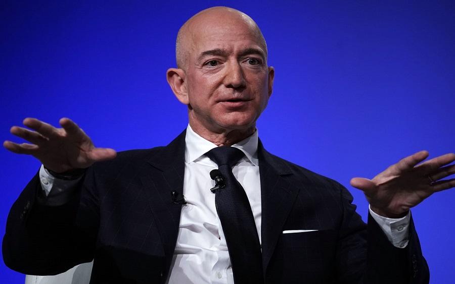 Jeff Bezos, business