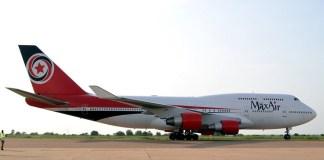 Max Air Plane