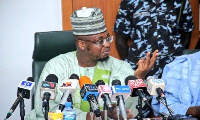 FG sets deadline to clampdown on unregistered sim cards, Federal Government to introduce new laws for online businesses, State governors finally agree to reduce RoW Charges for Telcos, New SIM policy limits Nigerians to three SIM card, must register with NIN, Passport , FG orders NITDA to design framework for lawful use of citizen's data