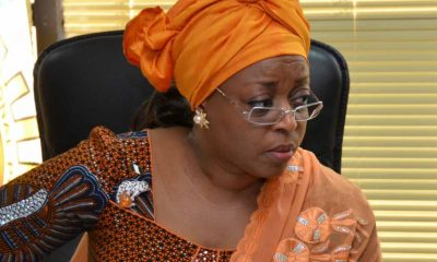 Court orders permanent forfeiture of Diezani's N14.5 billion assets