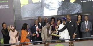 NSE honours the Centenarian Mr. Akintola Williams