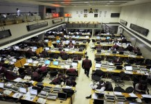 Dangote Cement, Zenith Bank, shares, stocks, ARM's Shares of fortune, Understanding securities lending, nigerian stock exchange, coronavirus, NSE, Bears return ASI down 0.13% as trading volumes plunge