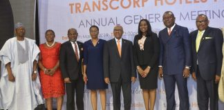 Transcorp Hotels announces close period ahead of Q3 2019 results