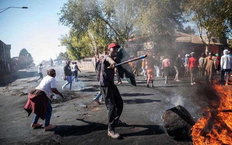 Xenophobic attack