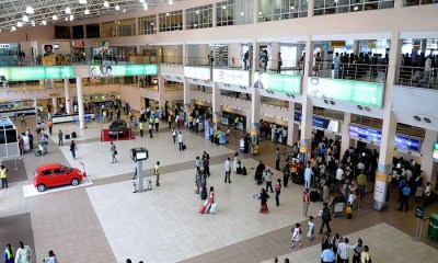 FAAN, Lagos International Airport to get two terminals - FG