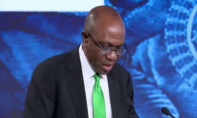 LDR: Growing the real sector by fiat?, Rapid increase in food prices temporary – Emefiele, CBN and other industry stakeholders establish N1 billion Bankers' Charitable Endowment Fund , How the CBN's OMO restriction is affecting the market  , Nigerian economy to grow by 2.38% in Q4 - CBN, New CBN report shows Nigerians will reduce consumption of luxury items, Banks violating CBN's directive on N50 charge on accounts, send contradictory messages, What is on Godwin Emefiele's mind?, These CBN policies are contradictory and stifling on banks, What you need to know as Banks rebrand CBN intervention funds to woo borrowers, CBN extends timeframe for submission of audited financial statements by other financial institutions