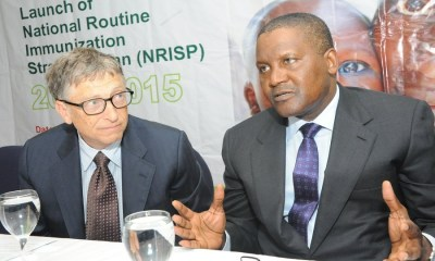 Unlike Nigerians, Bill Gates addresses Dangote differently