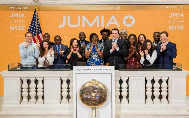 Jumia loses its leadership status, sheds $2.6 billion market cap