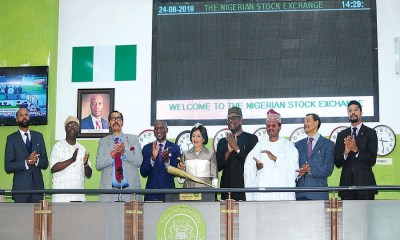 Nigeria @59: Rise, fall & rise of Nigerian stock market , NSE fines Conoil, Unity Bank, others N487.7 million over account filling default , Equities: Will Santa Claus visit the local bourse?