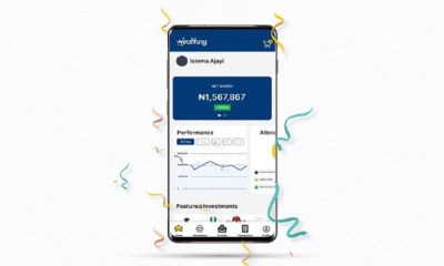 Reactions trailWealth.ng'sinvestmentmobileappas entry point undergoes review