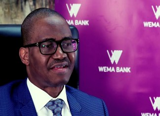 Wema Bank records 54.54% profit increase as at Q3 2019, Wema Bank clears the air on alleged contempt suit