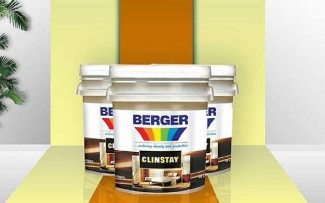 Abi Ayida, Berger-Paints