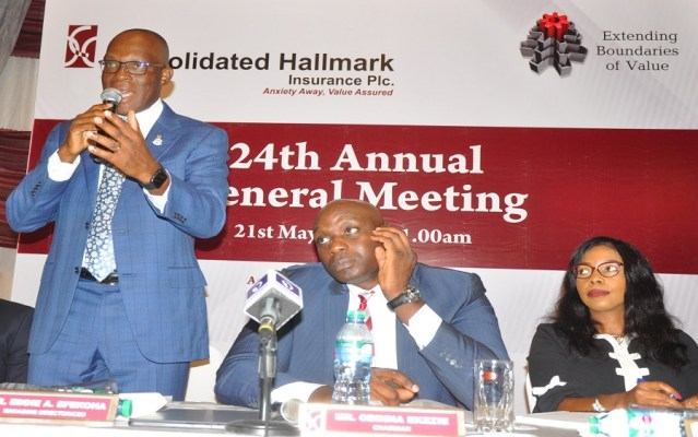 Consolidated Hallmark to raise N4.5 billion through rights issue