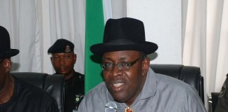 Bayelsa Airport will not be submerged - Dickson replies Oshiomhole