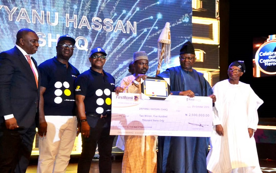 FirstBank rewards top performing agents with Over 15 million Naira at Its maiden Firstmonie Agents Awards