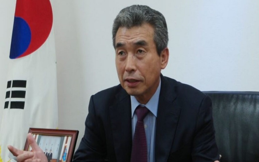 Korea expresses desire to deepen trade ties with Nigeria
