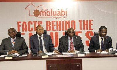 Olowoojere resigns as Omoluabi Mortgage's MD/CEO, as Aworonke gets appointed