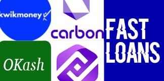 Fast loan: Palmpay, Carbon, Page, Okash, other start-up fintechs wrestle banks