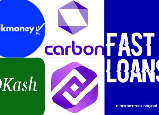 Fast loan: Palmpay, Carbon, Page, Okash, other start-up fintechs wrestle banks, Six Fintech startups with worst loan & savings app service