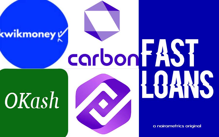 Fast loan: Palmpay, Carbon, Page, Okash, other start-up fintechs wrestle banks, SixFintechstartupswith worstloan&savings appservice