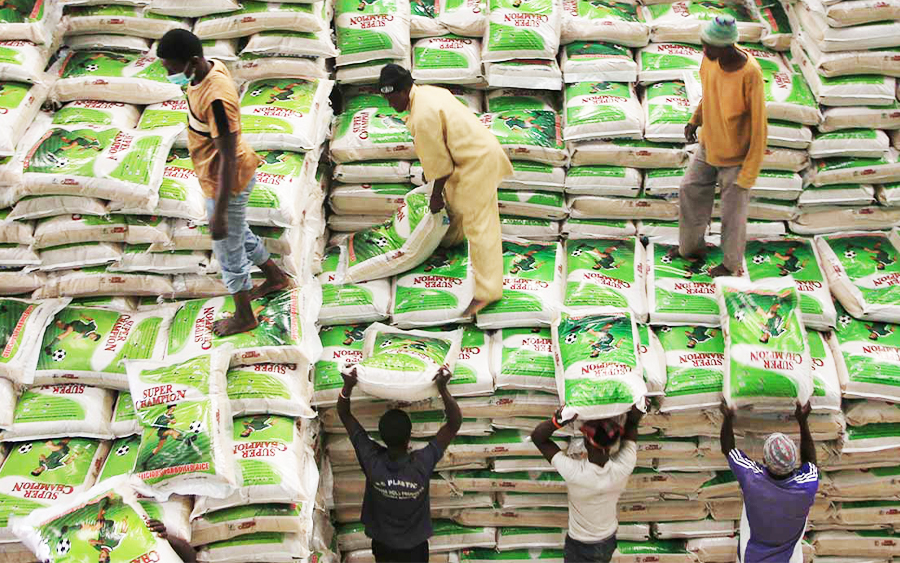 local, Rice will be abundant this Christmas, RFAN says