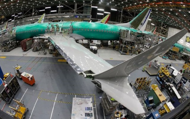 Boeing to halt production of troubled 737 Max