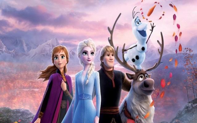 Disney's Frozen 2 grosses $1 billion at box office