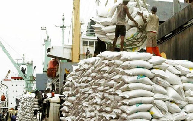FG spent N1.3 trillion on rice, wheat importation in 12 months – CBN