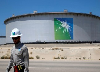 Just copy Saudi Aramco