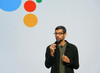 Google's CEO becomes CEO of Alphabet as founders, Page and Brin step down