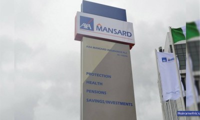AXA Mansard proposes replacement as it announces director's resignation