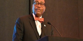AFDB partners DFID to unveil $80m infrastructure financing for Africa, AfDB invests $600 million in Africa's renewable energy, discloses de-risk plan, Nobody eats GDP – AfDB President, Adesina tells African leaders, Africa's Debt Problem:AfDB replies World Bank,accuses it of misleading public