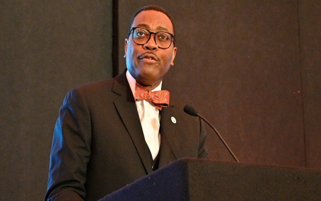 AFDB partners DFID to unveil $80m infrastructure financing for Africa , AfDB invests $600 million in Africa's renewable energy, discloses de-risk plan , Nobody eats GDP – AfDB President, Adesina tells African leaders